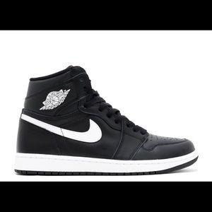 "Air Jordan ""Ying Yang"" size 10 perfect condition"